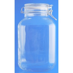 3 Litre Fido Resealable Jar