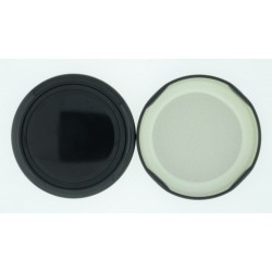 63mm Black 'Pop Top' Lid