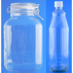 3 Litre Kombucha Bottling...