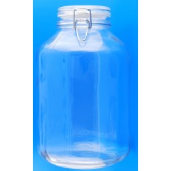 5 Litre Fido Resealable Jar