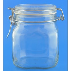 500ml Fido Resealable Jar
