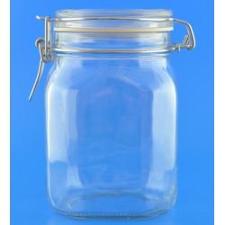 1 Litre Fido Resealable Jar